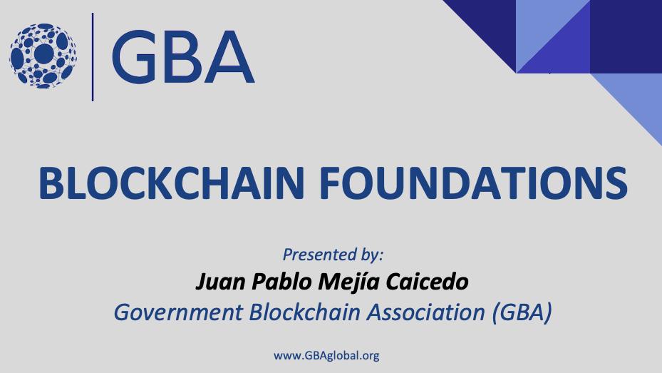 Juan en Cripto Bitcoin - Blockchain, el futuro de las finanzas