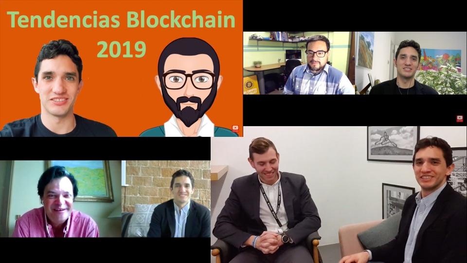 Videos de Colaboraciones y Entrevistas Bitcoin, Blockchain y Criptomonedas - Juan en Cripto